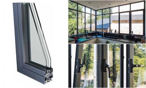Fabricant fen tre et porte fenetre en aluminium schuco for Fabricant porte fenetre aluminium